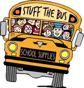 stuff the bus transparent